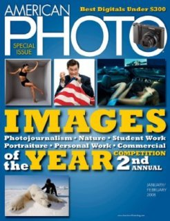 American Photo (Jan & Feb 2008)