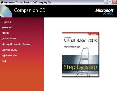 Visual Basic 2008 Step by Step (with companion CD)