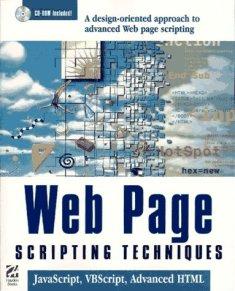 Web Page ScriptingTechniques