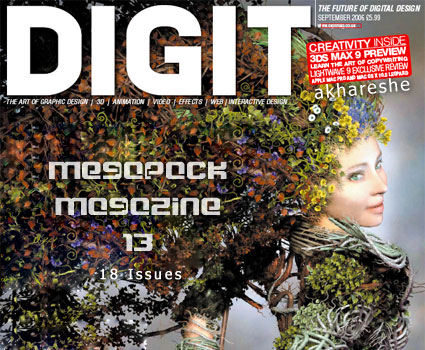 Megapack Magazine 13 (DigitMag)